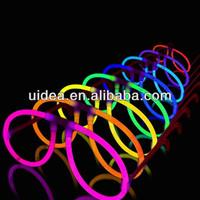 Premium Solid Color Neon Glow Glasses