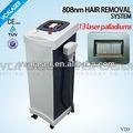 Laser 808 depilação rejuvenescimento/lumenis lightsheer laser de diodo