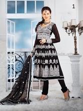 Indian Black & White Salwar Kameez | Online Shopping For Wholesale Clothing