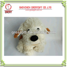 Customized towline electronic puppy dog with singing and dancing