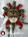 Páscoa máscara facial festa de natal de papel máscara