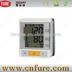 Home use digital wrist type medical blood pressure meter/medical blood pressure monitor supplier