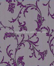 Goteborg GDE3743 non-woven velvet flocked wallpaper