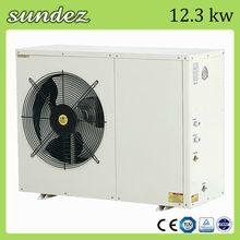 Sundez mini split heat pumps (R410A) CE approval for house heating