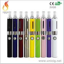 1100mah electric cigarette color evod starter kit