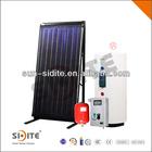 1000 liter shenzhen split Flat Plate solar water heater commercial