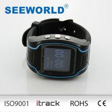S680 Child mini gps tracker bracelet wrist watch for personal emergency Bi-directional Call Monitoring