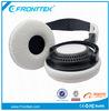 Colour headphone & headphone case industrial noise cancelling headphones