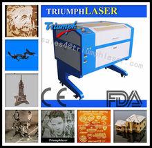 Top quality cnc high precision die board laser cutting machine CE/FDA certification