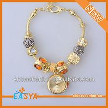 Gold Watch Bracelet,18 K Gold Plating Bracelet,Gold Bracelet 18K