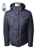 Windproof winter coats, factory mens garments, stylish mens jacket