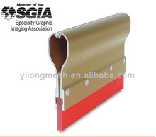 Triple Durometer Screen Printing Squeegee Rubber
