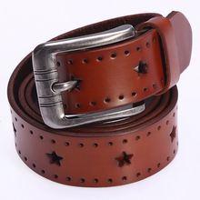 2015 New fashion star hollowed belt