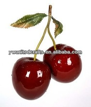 High similation atificial fruit and vegetables,looks fresh real cherry