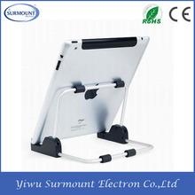 Leather cases for tablet pc,tablet pc desk holder