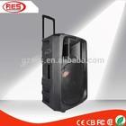 waterproof wireless bluetooth speaker portable active dj karoke system