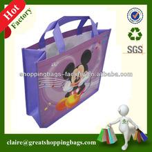 Eco pp non woven shopping bag cute & small PP non woven bag