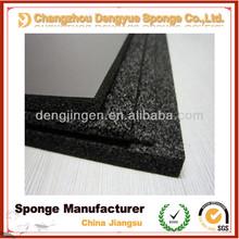 2014 new waterproof closed cell Heat insulation NBR foam rubber 3m rubber floor mat
