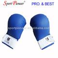 Alta calidad mitones del foco del boxeo guantes de encargo karate guantes de cuero guantes de la lucha