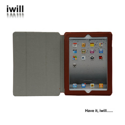 cheap goods from china for ipad leather case for apple ipad 4