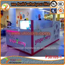 2014 customized ice cream kiosk,ice cream kiosk design,kiosk ice cream