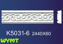 decorative gypsum /plaster cornice
