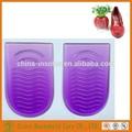 Jelly contraportada zapatos de tacón de yute plantillas alpargatas
