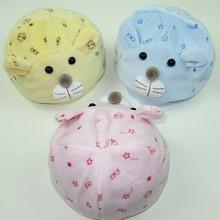 Soft fleece cute tiger design safe baby cap for newborn babies