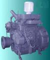 Completo de nuevo motor diesel marinos para deutz motor td226b-3
