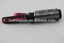 Hot selling mens plastic hair brushes