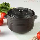 2.2L pure color healthy Eco-Friendly buffet soup pot
