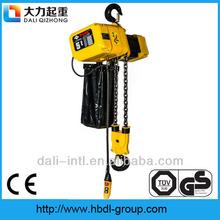 China Supplier PDH 5 T electric chain hoist dubai
