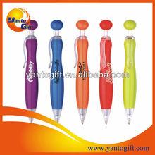 Hot sale Custom logo School ballpoint pen