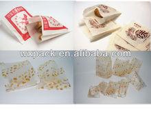 Manufacturer! small paper bag (green paper bag for food )
