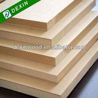E2 or E1 Glue HDF High Density Fiberboard
