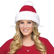 Wholesale Festival Fashion Santa Winter Hat