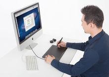 UGEE G5 Slim Design Drawing Graphic Tablet (5080 LPI 230 RPS 2048 Levels)
