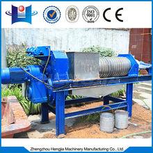 2014 new screw press fruit juice dehydrator made in China