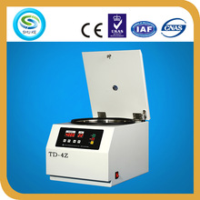 TD-4Z blood bank small lab plasma centrifuge