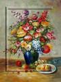 $ 22.74 tamaño 60 x 80 cm venta al por mayor de la lona pintura al óleo naturaleza muerta