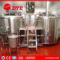 Pequeña fábrica de cerveza cerveza equipo, mini máquina de fábrica de cerveza