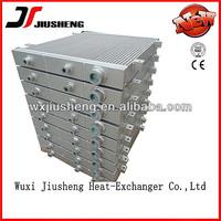 OEM /Customized Best Aluminum plate fin heat exchanger for concrete mixer