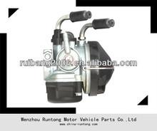 Carburetor For 2-stroke 37cc 39cc Water-Cooled Pocket Bike Mini Bike Taotao Baja