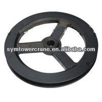 passenger hoist nylon wheel for GJJ BAODA
