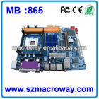 OEM used computer motherboard with your own logo-Macroway