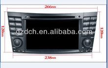 car dvd radio for Mercedes Benz E-Class W211(2002-2008) Benz CLS W219(04-08) Benz G-Class W463(2001-2008) WS-8797