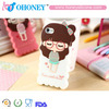 FDA silicone phone accessories mobile phone case for iphone/promotional gift/phone decoration