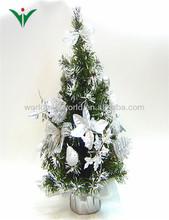 2013 discount mini table christmas tree