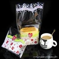 opp cpp self adhesive plastic packaging bags for food