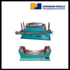 car front bumper chrome moulding plastic bumper mould